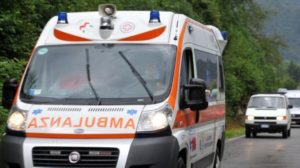 ambulanza soccorsi