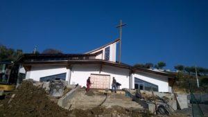 Nuova chiesa di Mendicino
