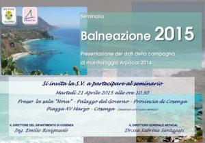 balneazione_arpacal_seminario
