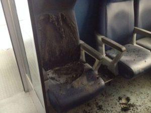 Atti vandalismo a Ferrovie Calabria