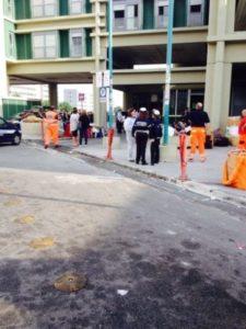Rom: sgombero albergo Cosenza