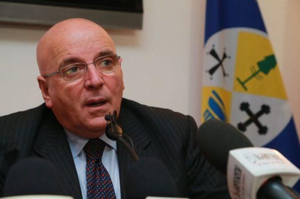 presidente Regione Mario Oliverio