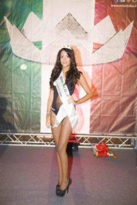 Missa Italia, eletta Miss Cinema Calabria, andrà a finali Jesolo