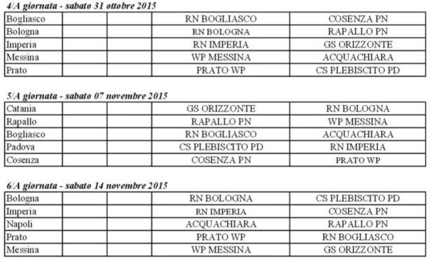 pallanuoto_femminile_a1_calendario_andata_2015_2