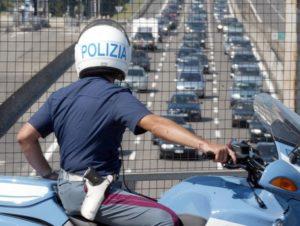 esodo: code e rallentamento polizia stradale polstrada