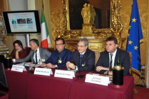 Conferenza Stampa e Presentazione Progetto Alarico 21.10.15