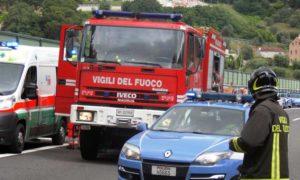 vigili polizia 118 ambulanza