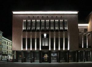 Comune Cosenza Palazzo dei Bruzi