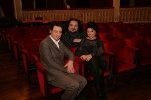 Cosenza: Carlo Goldstein, Palombi e Kybalova