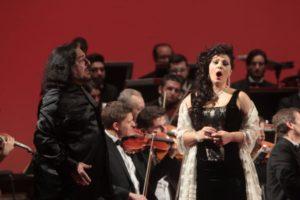 Cosenza: gala lirico - Palombi-Kybalova
