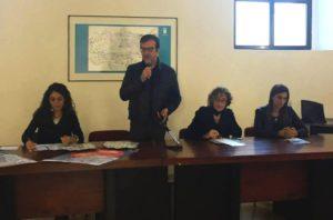 Cosenza: presentazione buone feste cosentine 2015