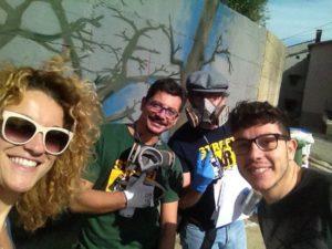 Cosenza Street Art School