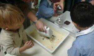 Rende: asilo nido laboratorio cucina