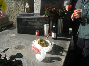 Commemorazione defunti nei cimiteri dei centri italo-albanesi Calabria
