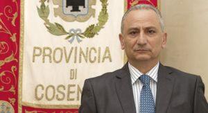 Consigliere provinciale Cosenza Franco Bruno