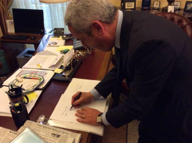 manna firma decreto per denominazione città