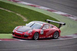 Simone Iaquinta nuovo pilota Porsche, Castrovillari