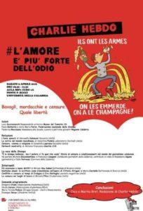 Unical Charlie Hebdo