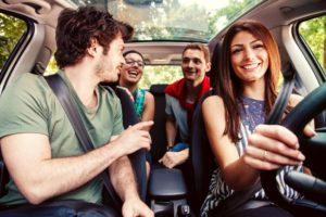 Boom di viaggi condivisi in Calabria, 40.000 i posti in auto offerti ogni mese