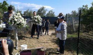 Terzo anniversario omicidio Fabiana Luzzi a Corigliano
