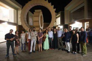 BoCS art: conclusa la sessione di luglio. I 30 artisti hanno presentato le loro opere al Sindaco Mario Occhiuto