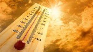 Temperature africane