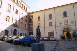 Palazzo arcivescovile Cosenza-Bisignano - diocesi