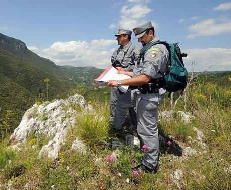 Maltempo: Pollino, salvati escursionisti. Non hanno trovato via ritorno a causa pioggia e nebbia