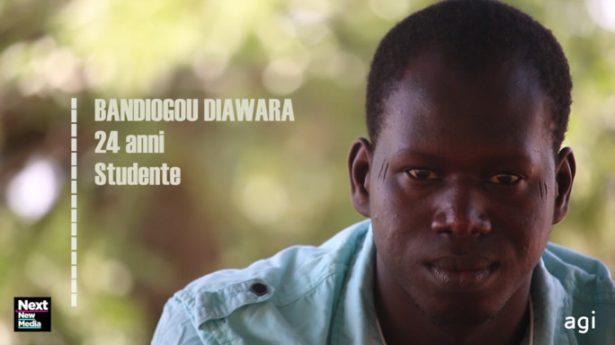 #TuNonSaiChiSonoIo - Bandiogou, in fuga dal Mali: Se torno in Libia mi fanno morire