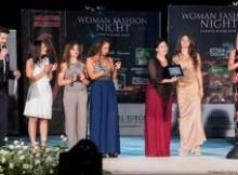 allieve Accademia New Style di Cosenza contribuiscono al successo della serata Woman Fashion Night