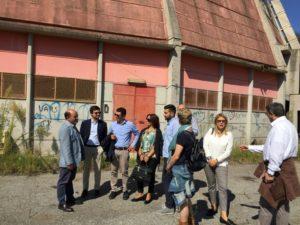 cosenza_sopralluogo_commissione_sport_palazzetto_casali