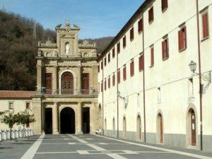 Paola: Santuario di San Francesco di Paola, ordine dei minimi