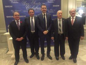 on_orlandino_greco_incontra_politici_e_imprenditori_calabresi_in_canada