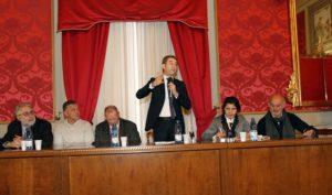 conferenza stampa fine anno Presidente di Natale