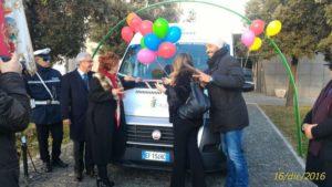 Taxi Sociale e Casa dei Fiori, per Rende ieri una giornata importante nel nome dell'Amministrazione Manna