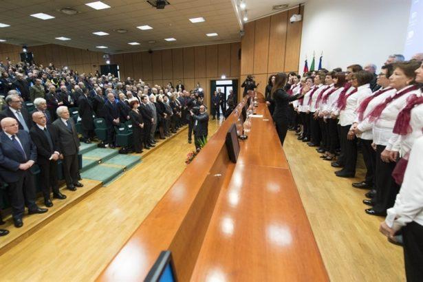Inaugurazione anno accademico unical alla presenza del for Interno unical