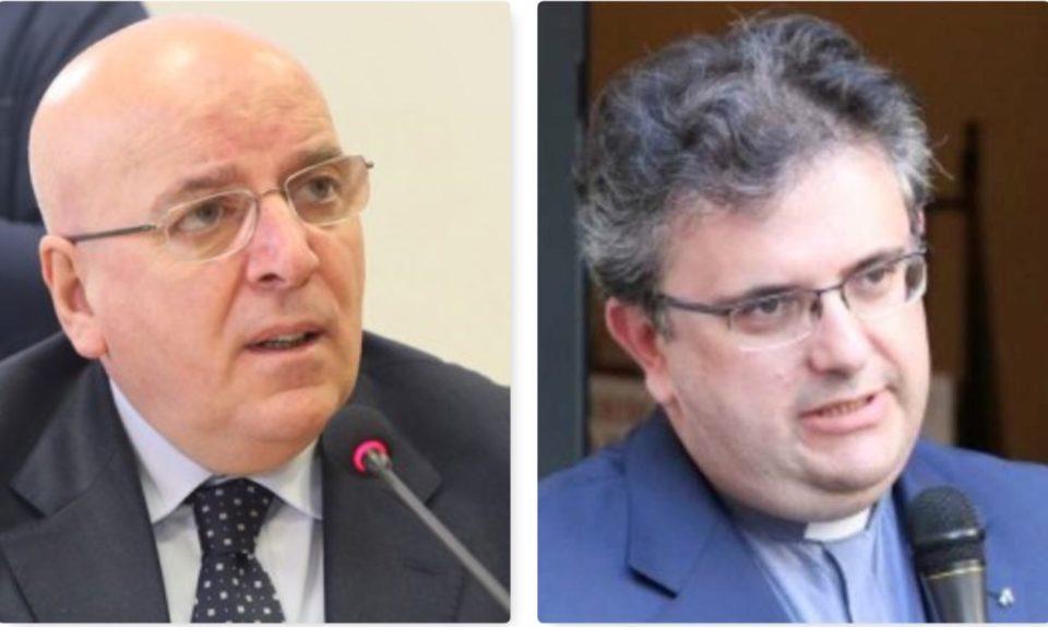 Libera: Intimidazione a Don Stamile