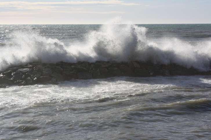 Protezione civile: allerta per forti venti al Sud e sulle isole