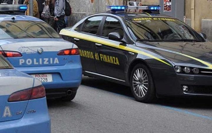 Polizia di Stato: operazione antiterrorismo in corso